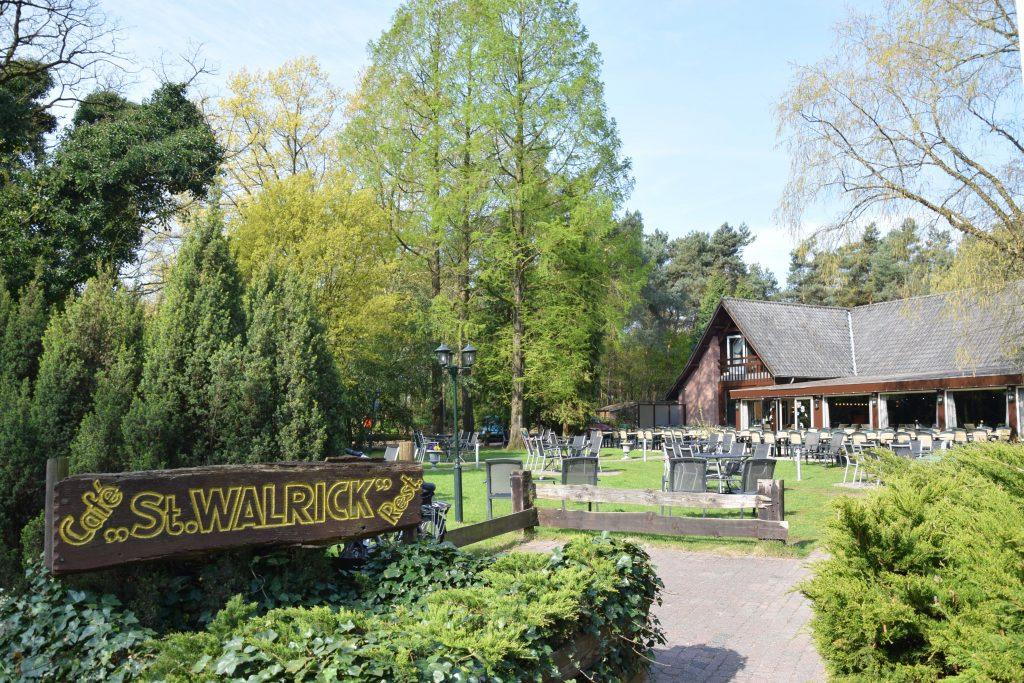 Walrick restaurant bossen